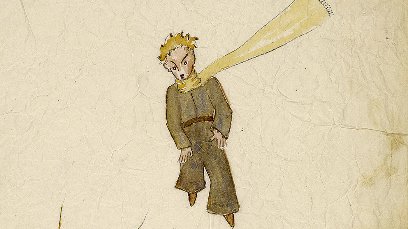 little prince adaptations aren t easy just ask orson welles npr before he fell to earth the little prince was born