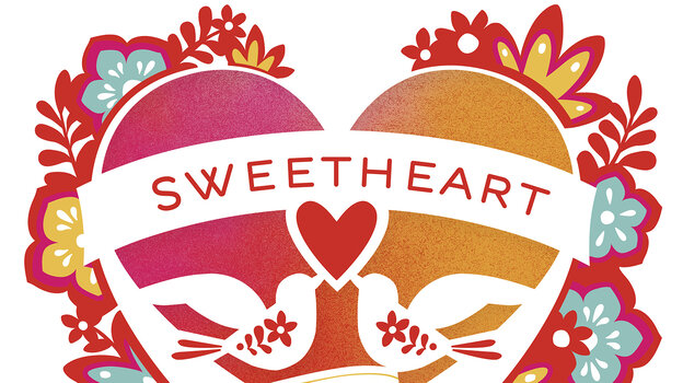Sweetheart 2014 comes out Feb. 4.
