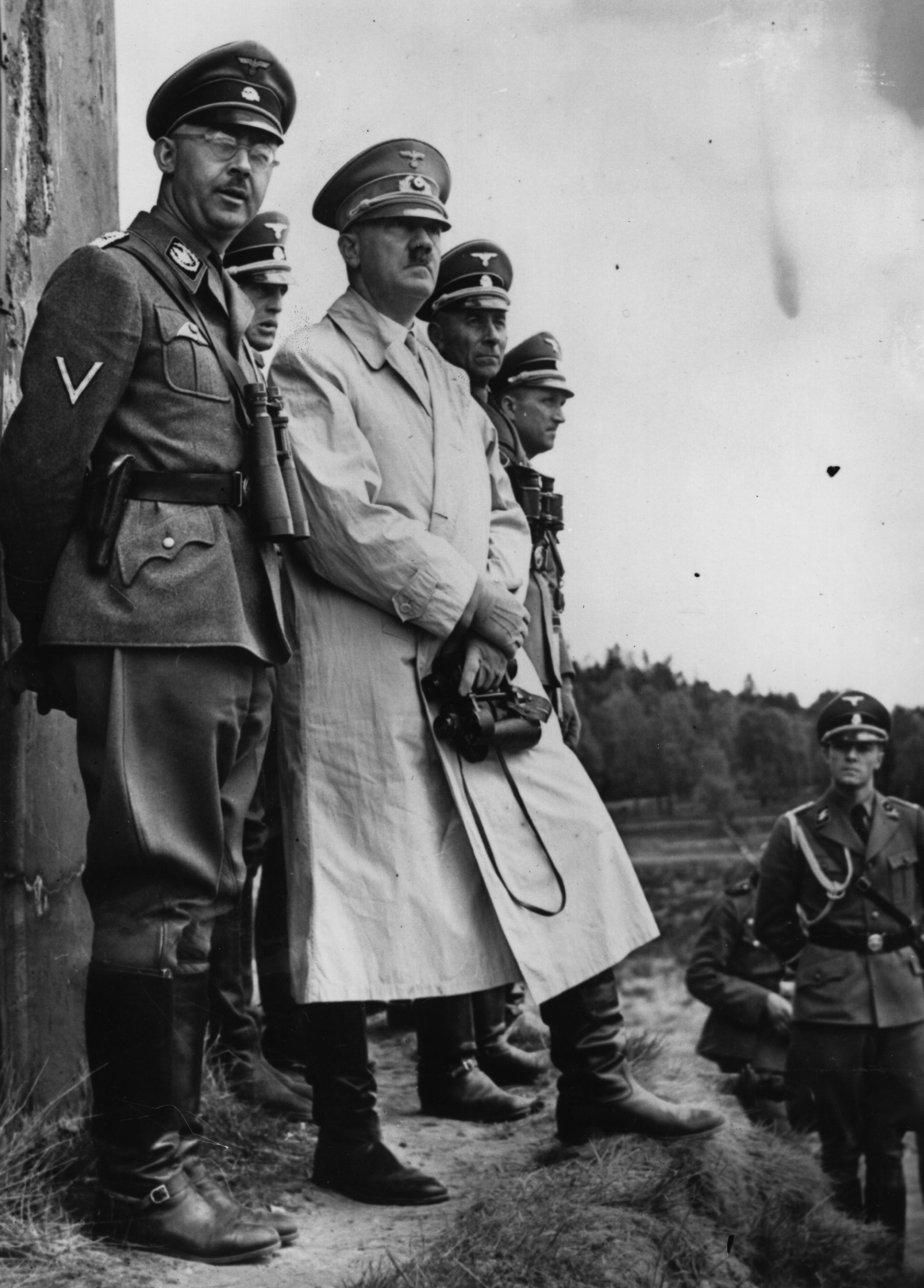 Heinrich Himmler's Private Letters Published In German Newspaper