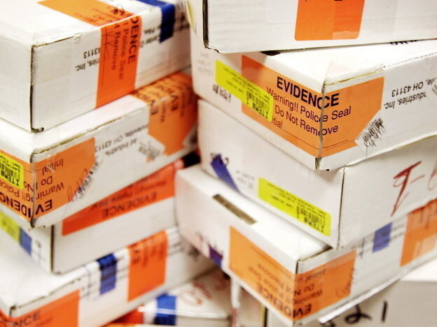 Cleveland police are testing thousands of rape kits, some dating back to 20 years ago.