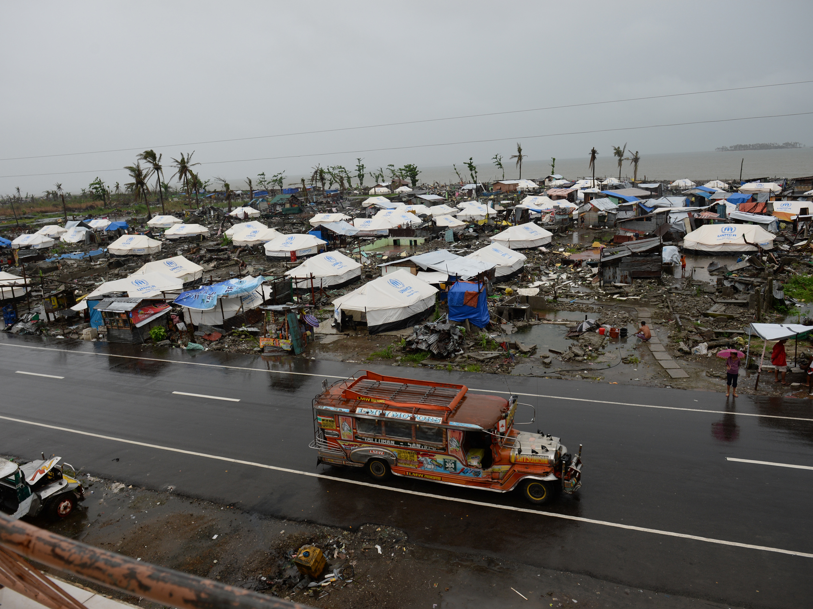 'Nothing Is Fixed': Recovery Is Slow In Typhoon-Hit Philippine City