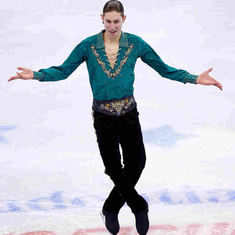 'Crazy' And 'Surreal': Figure Skater Jason Brown's Road To Sochi