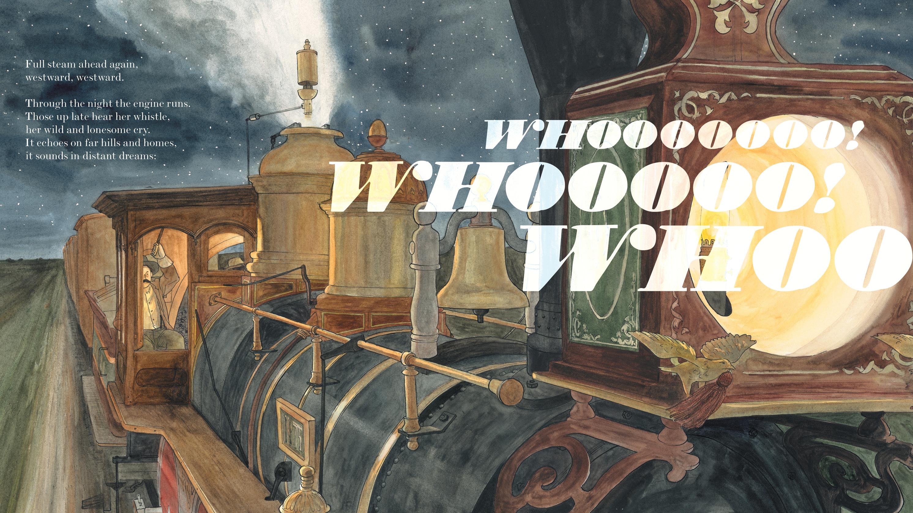 Book News: Caldecott For 'Locomotive'; Newbery For 'Flora