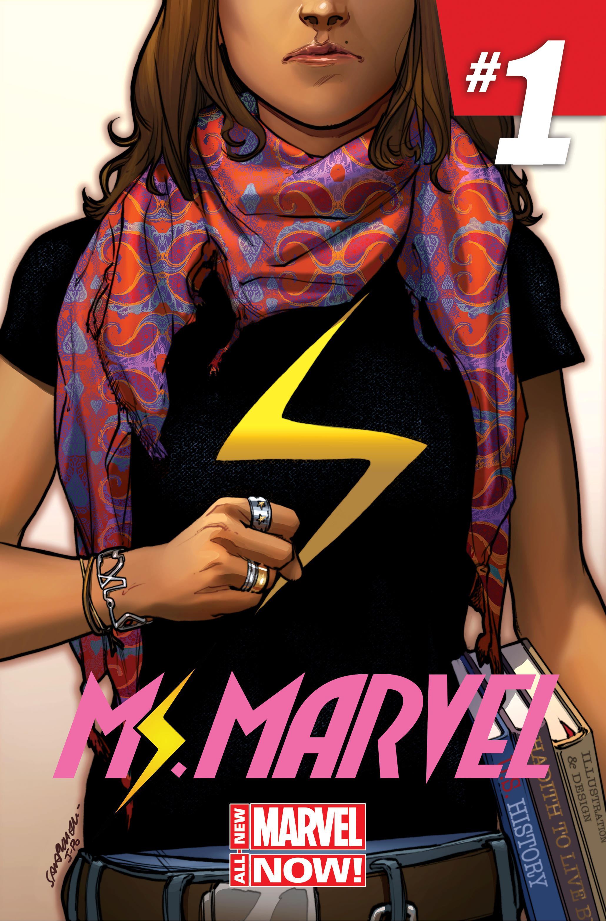 New Muslim Ms. Marvel Doesn't Drink, Date Or Eat Bacon