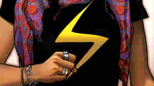 Kamala Khan, a Muslim teenager living in New Jersey, is the latest superhero to don the Ms. Marvel mantle.