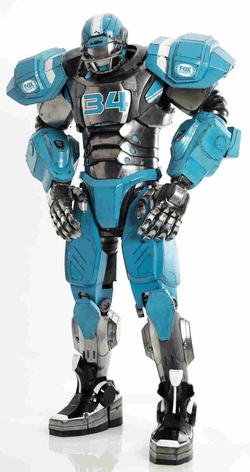 Cleatus of Fox Sports
