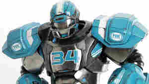 Fixing The NFL: Put Robots In The Super Bowl