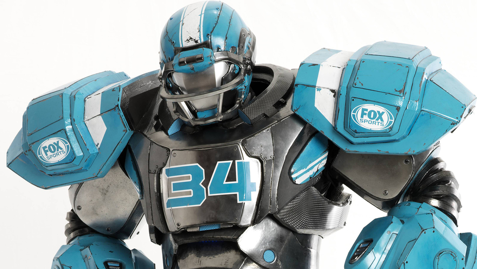 Cleatus of Fox Sports (FOX Sports)
