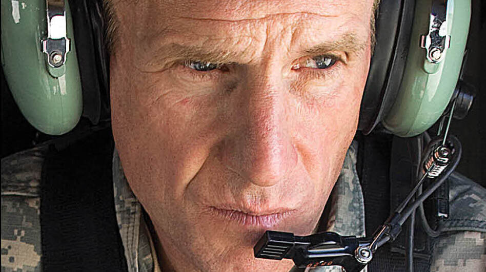 Stanley McChrystal's new memoir, My Share of the Task, recounts lessons from his years in the military. (Penguin Books)