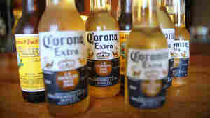 In an Illinois railyard, train cars carrying beers such as Corona and Pacifico are at risk of spoiling their cargo if freezing temperatures take hold.
