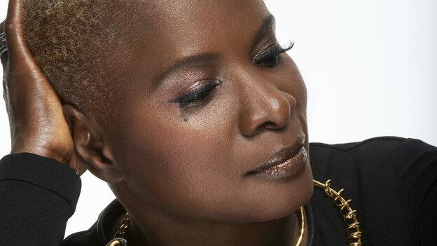 Angélique Kidjo's 10th album, Eve, is dedicated to the women of Africa.
