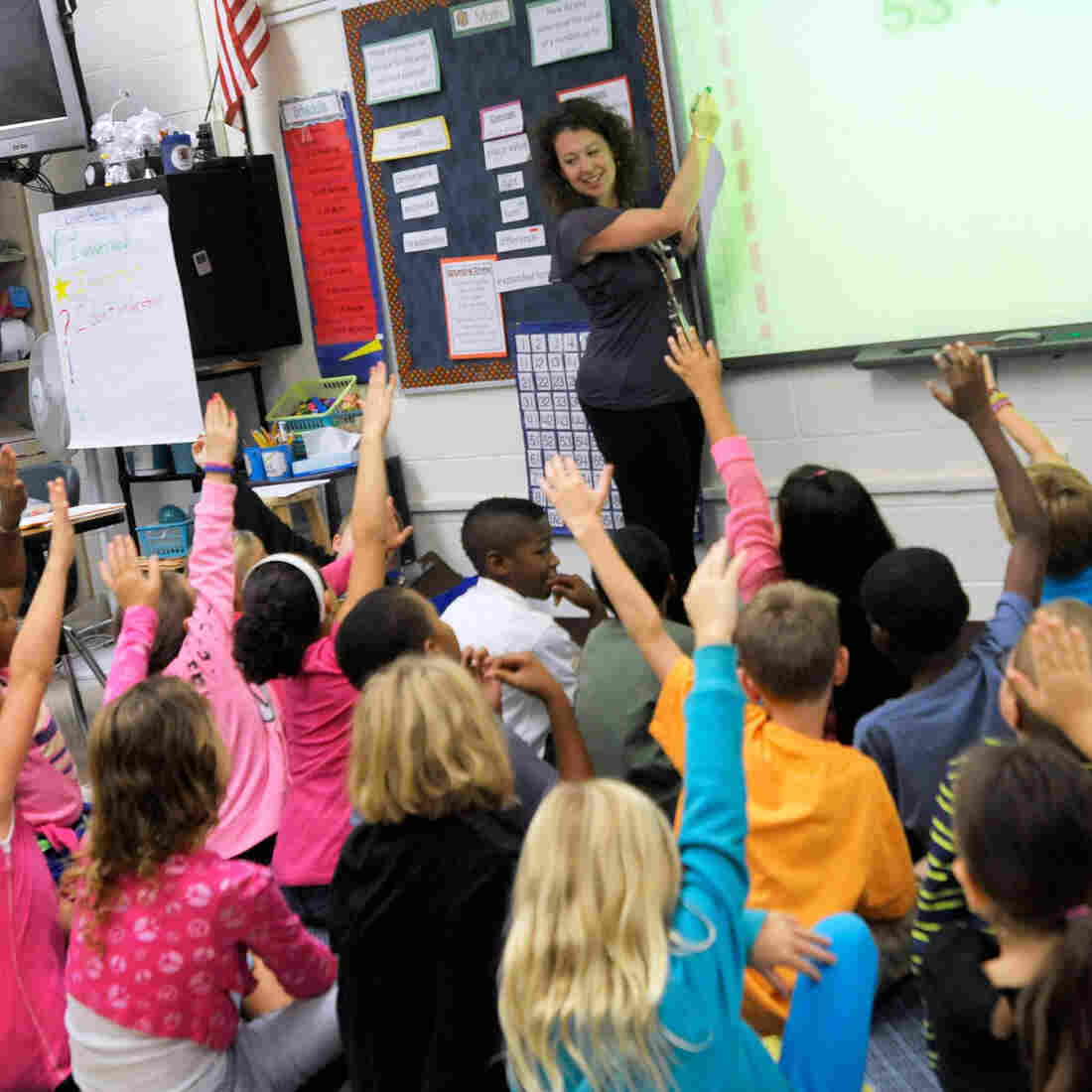 Political Rivals Find Common Ground Over Common Core