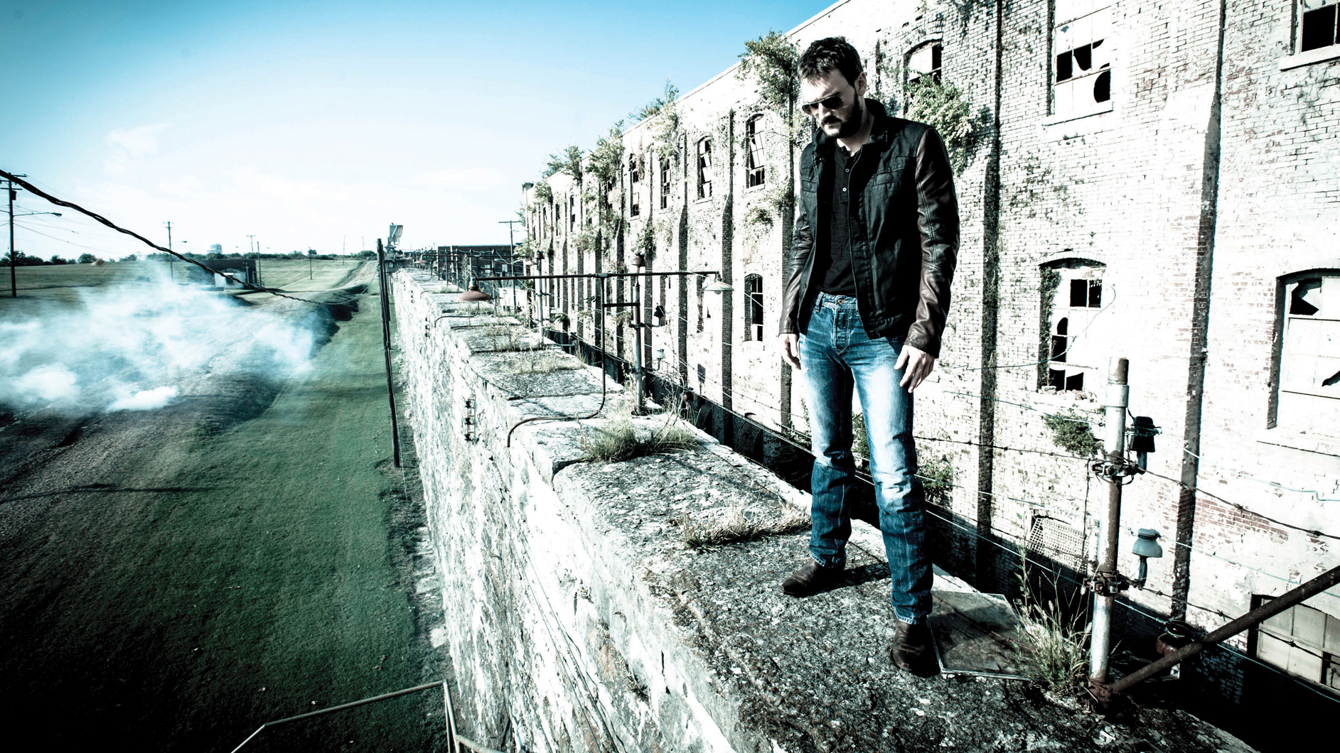 First Listen: Eric Church, 'The Outsiders'