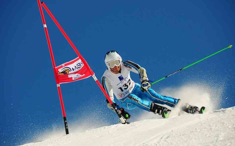Skier Yohan Goutt Goncalves will compete in the slalom ski event, representing East Timor at the Winter Olympics for the first time.
