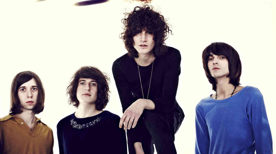 Temples' new album, Sunstructures, is out Feb. 11.