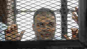 Detention Of Al-Jazeera Journalists Strains Free Speech In Egypt