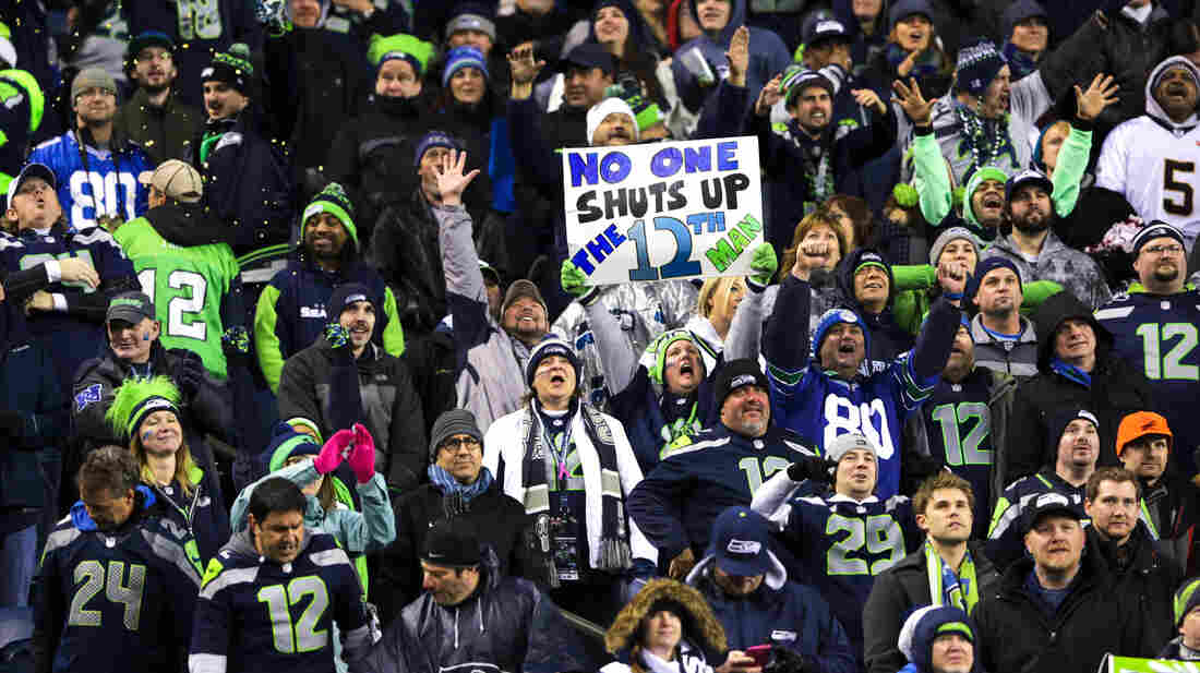 The current record holder for loudest crowd in history are the fans of the Seattle Seahawks, who cheered so loud that the