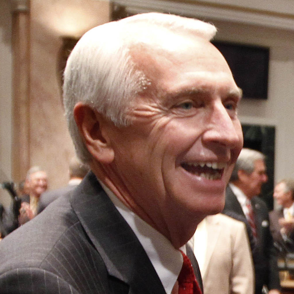 Kentucky's Democratic governor, Steve Beshear (left), has gotten considerable attention for embracing President Obama's Affordable Care Act and adopting the Common Core educational standards.