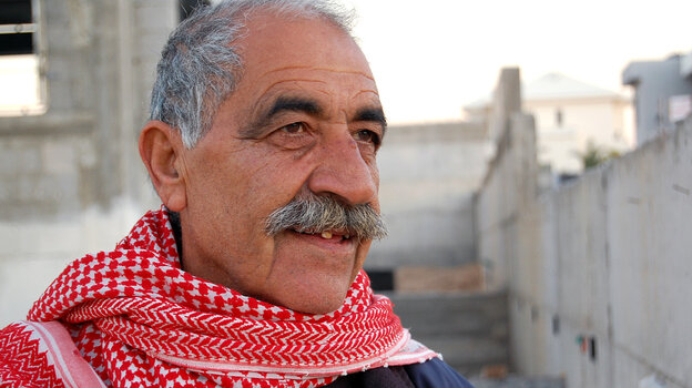 Abdel Hamid el-Rajoub, a Palestinian, became an informant for Israel while serving time in an Israeli prison. Palestinian informants play a key role in the Israeli-Palestinian conflict, though both sides can be reluctant to speak about it. Rajoub, who now lives in Israel, says he is no longer an informant.