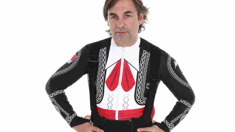 Mexican-born Hubertus Von Hohenlohe, a German prince, plans to ski in style for the Winter Olympics.