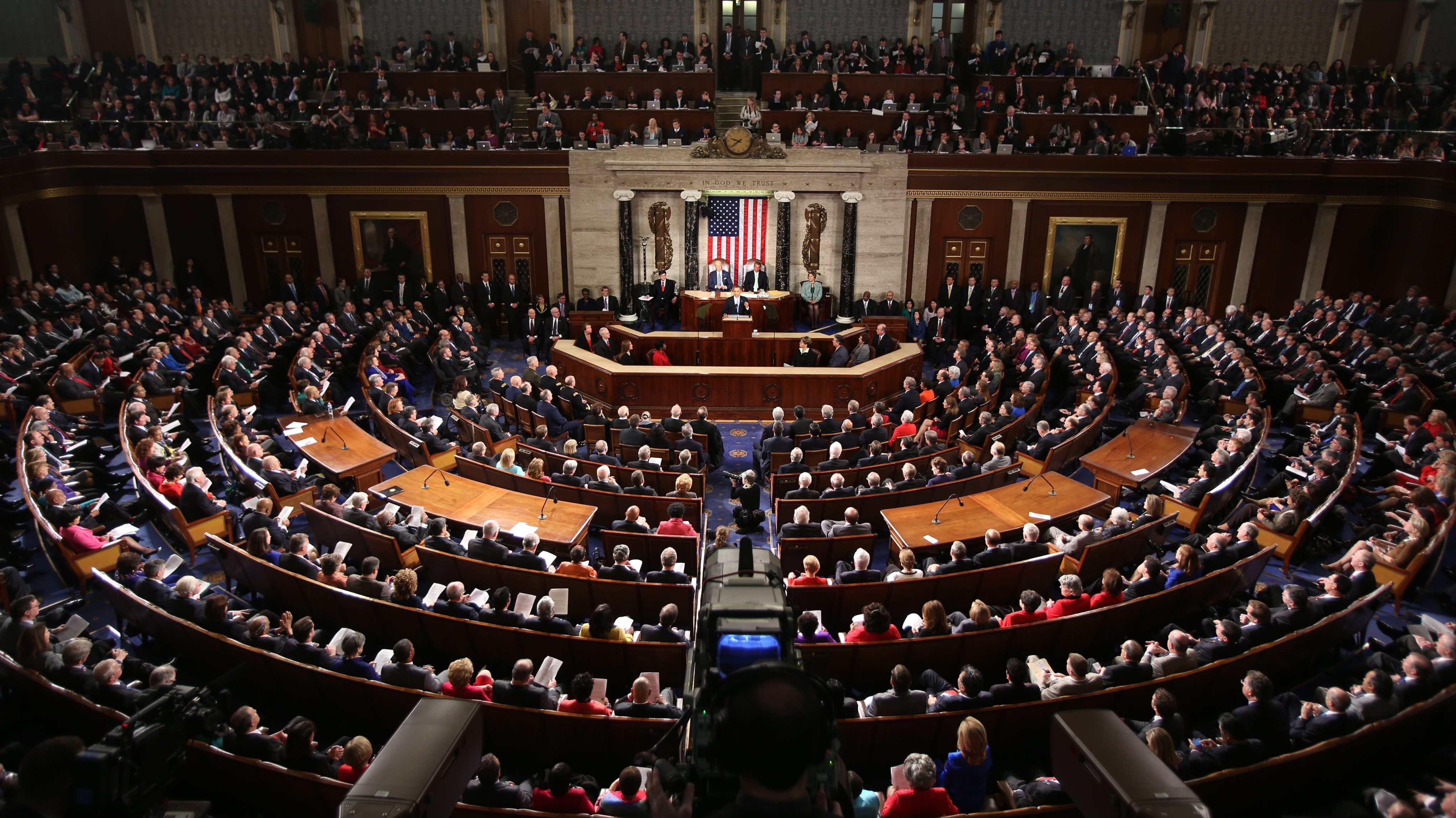 Inside The State Of The Union: What The President Proposed