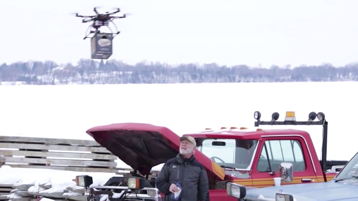 Beer Drone Can Buzz The Skies No More, FAA Says