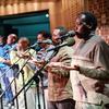 """Ladysmith Black Mambazo performs """"Homeless."""""""