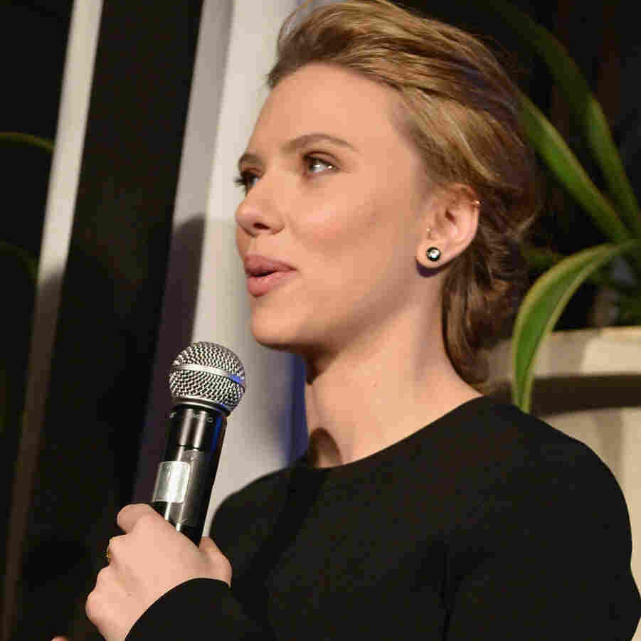 Scarlett Johansson's Middle East Flap ... Over Soda