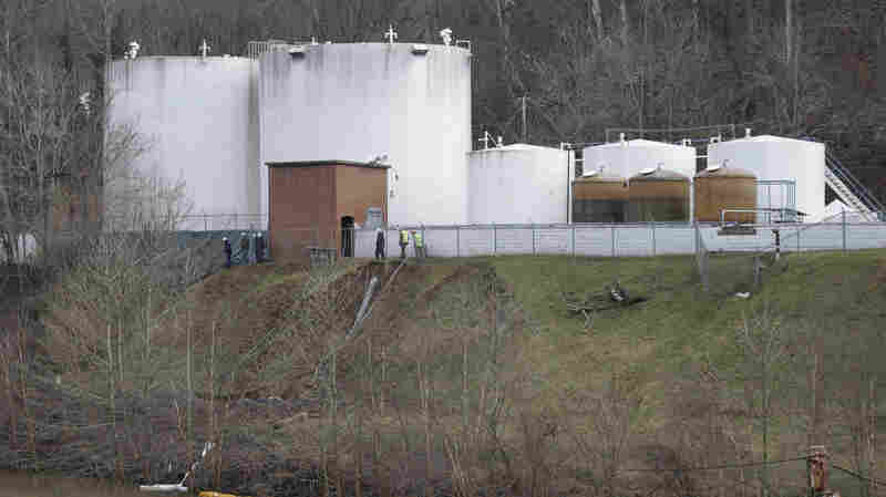Weeks Later, More Questions Than Answers In W.Va. Chemical Spill