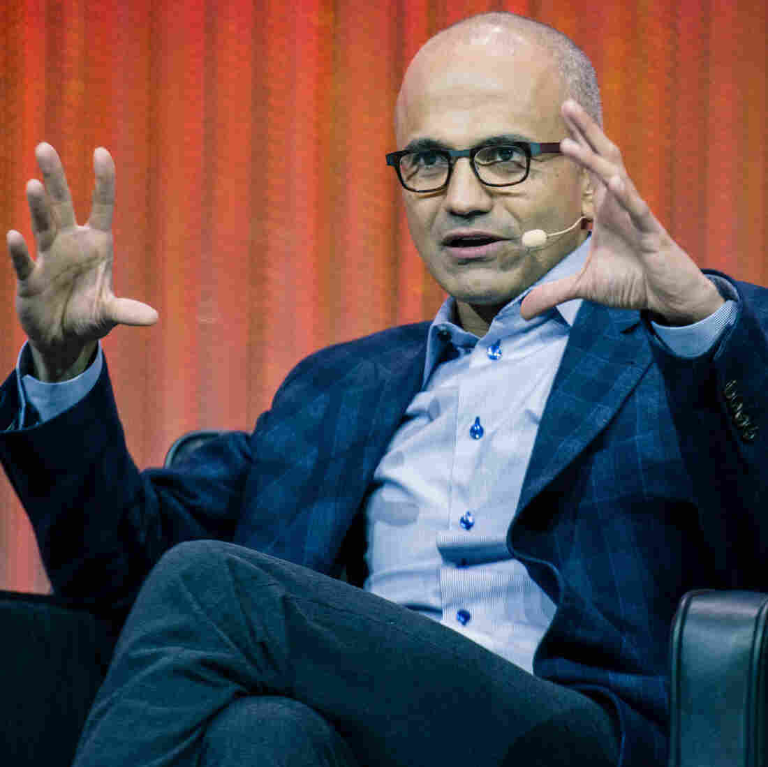 Satya Nadella, the Indian-born, Wisconsin-educated Microsoft veteran, is now its big boss.