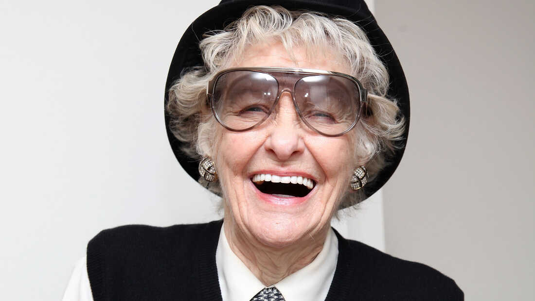 Elaine Stritch On 'Song Travels'