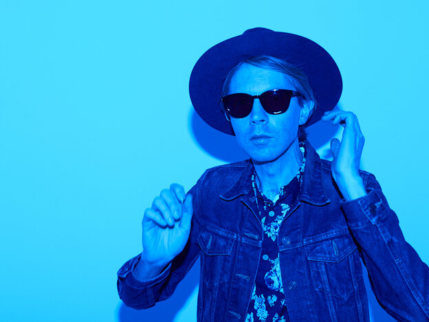 Beck's 12th studio full-length, Morning Phase, will be released Feb. 25.