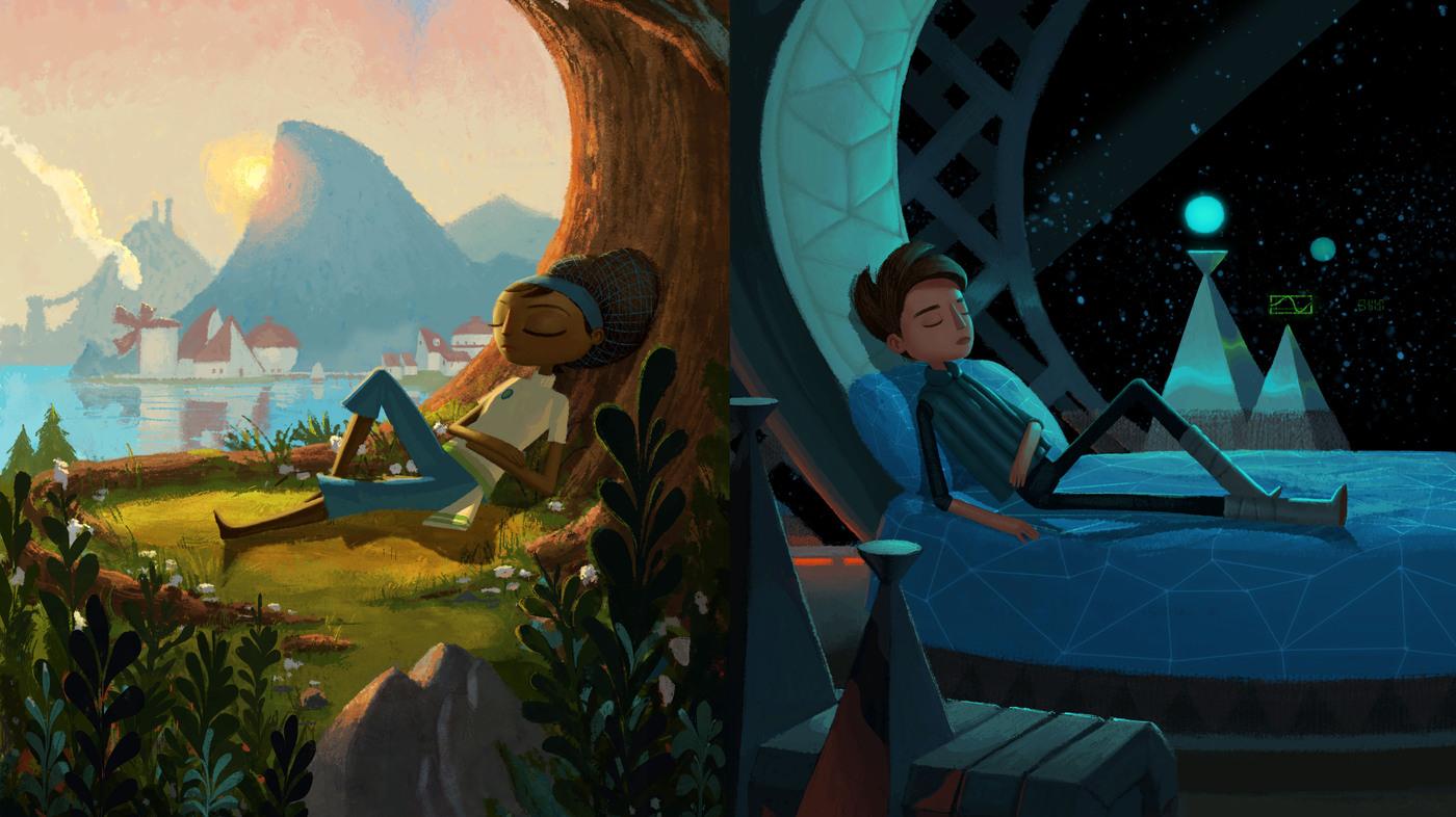 Broken Age's Adventure Started Long Before Pressing Start