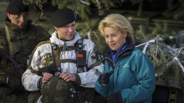 Germany's New Defense Minister: More Peacekeeping Missions Welcome