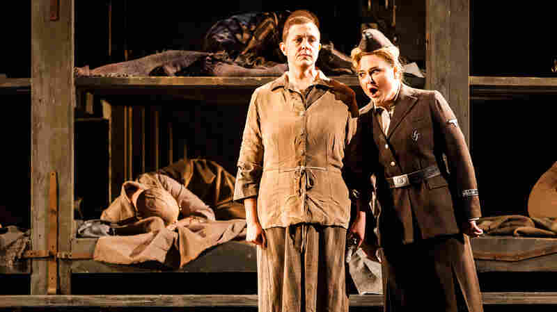 Mieczyslaw Weinberg's opera The Passenger tells the story of an Auschwitz prisoner and a Nazi guard, whose lives continue to interweave after the the war.