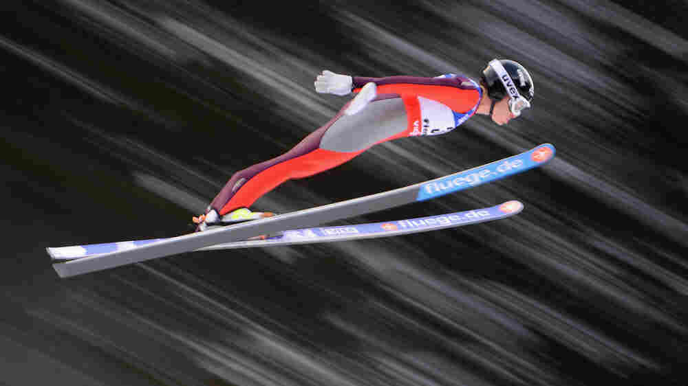 After Decade-Long Fight, Ski Jumper Lindsey Van Is 'Ready To Fly'
