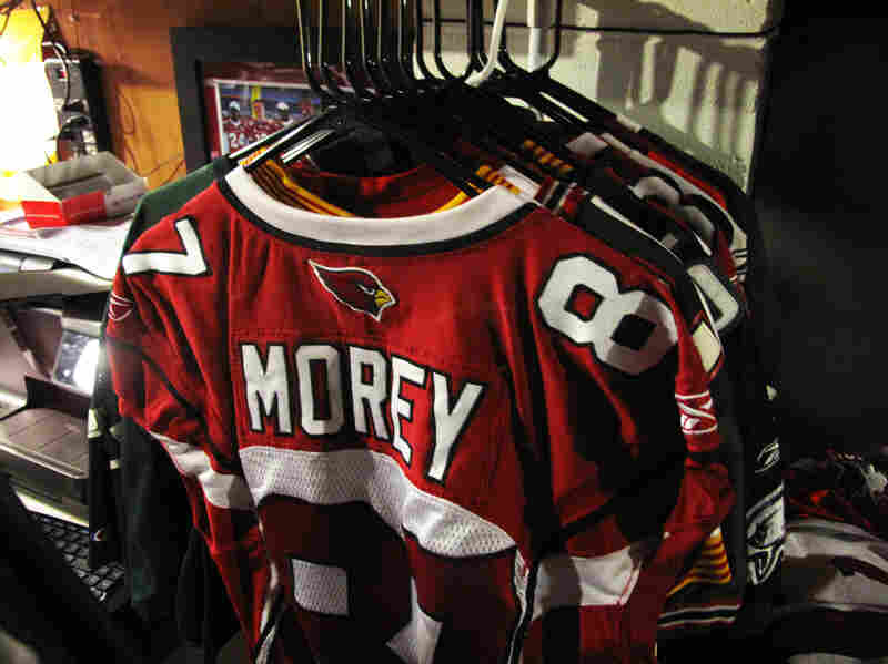 With Morey, the Arizona Cardinals became the only team in NFL history to win a game in overtime with a blocked punt.