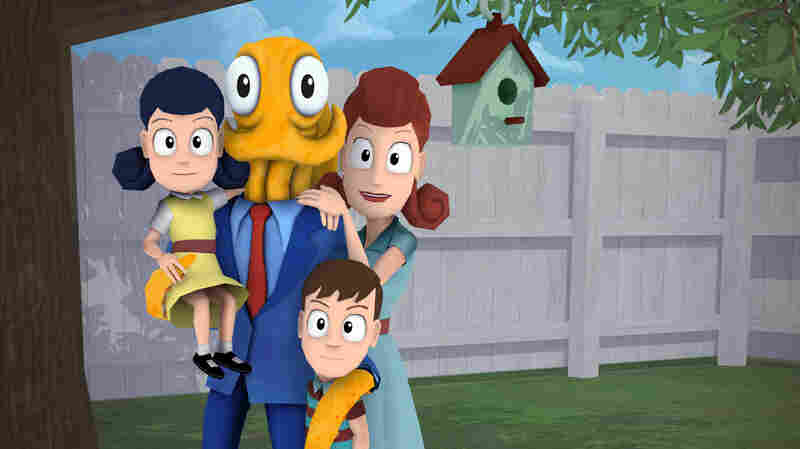 Being An 'Octodad' Is A Hilarious Lesson In Controlled Chaos