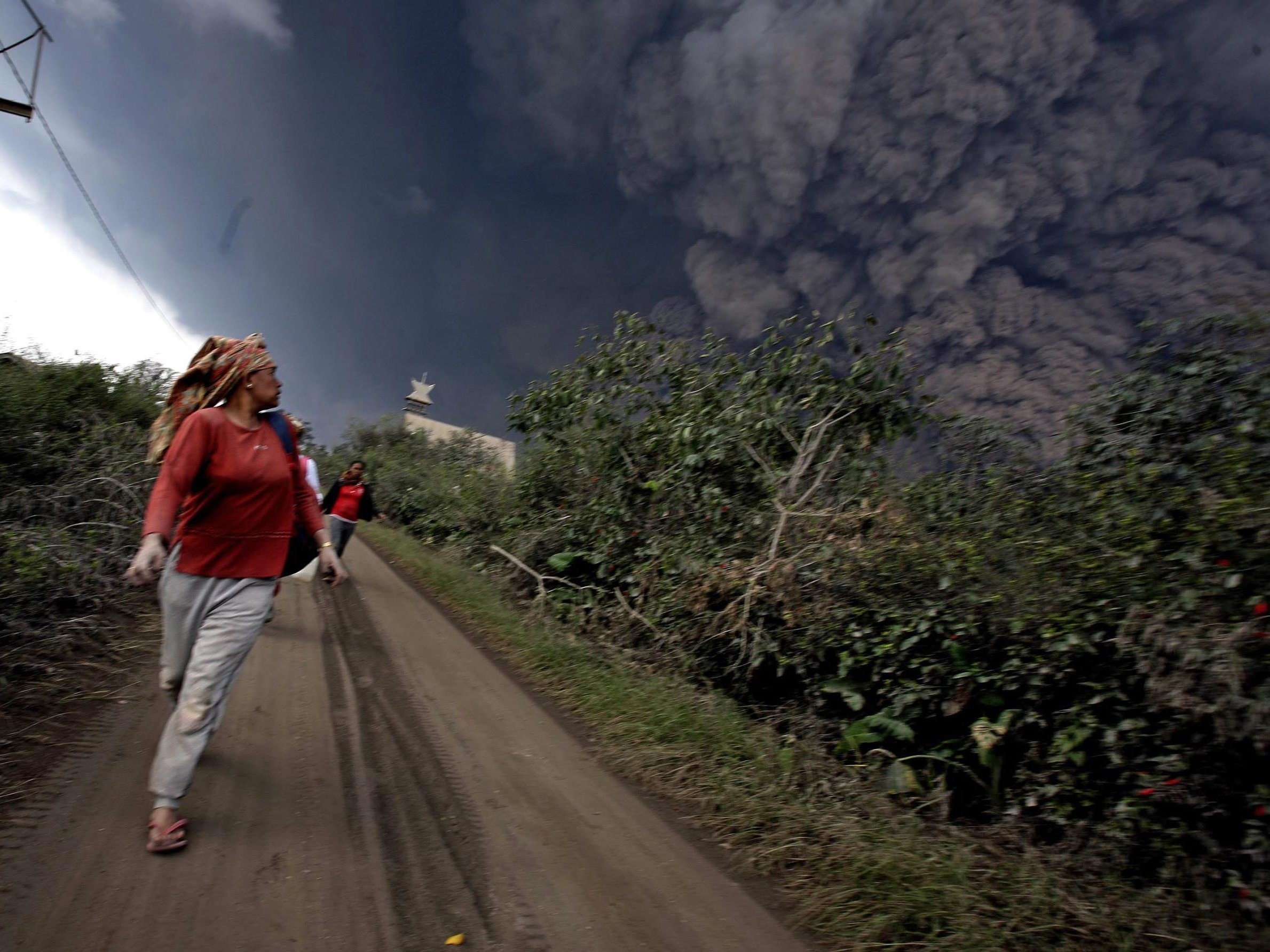 At Least 14 Dead In Eruption Of Indonesian Volcano