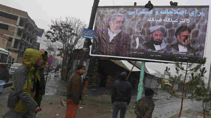 Race Toward Afghan Election Starts, With Skepticism In The Lead