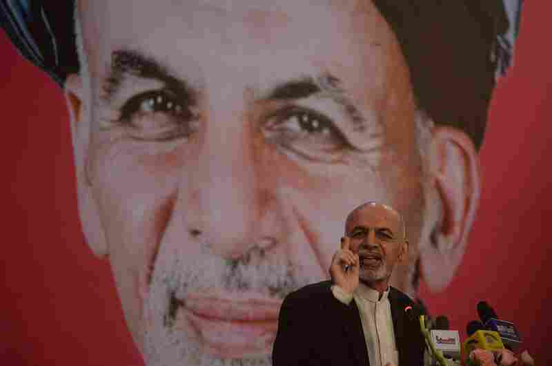 Ashraf Ghani Ahmadzai is expected to be a strong contender.