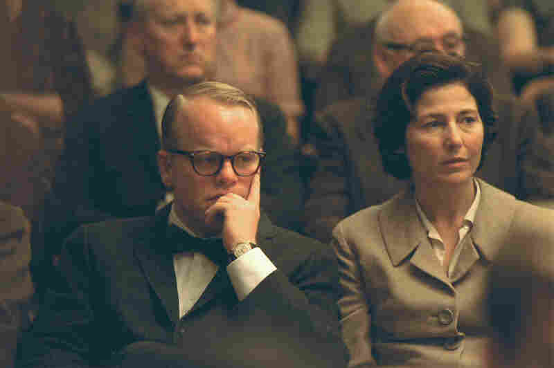Philip Seymour Hoffman portrays writer Truman Capote in his Academy Award-winning role in the film Capote. The actor died Sunday at age 46, with a career that spanned screen and stage, comedy and drama.