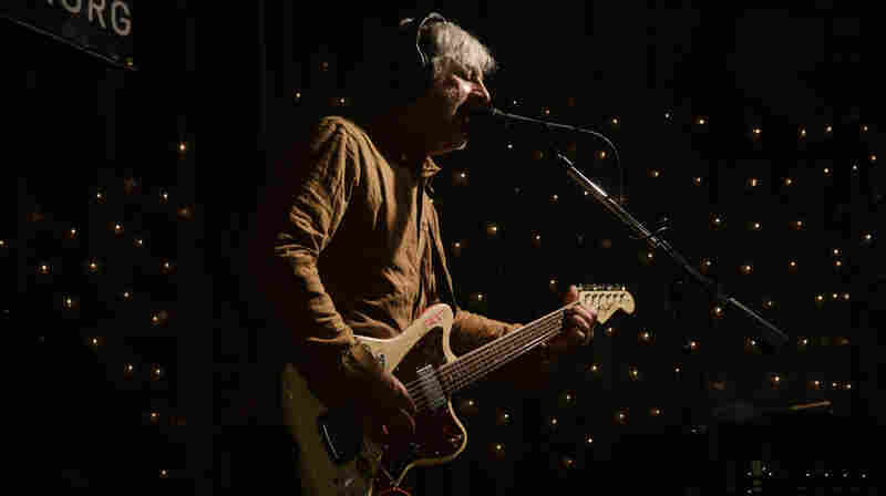 Lee Ranaldo and his band The Dust perform live at KEXP in Seattle.
