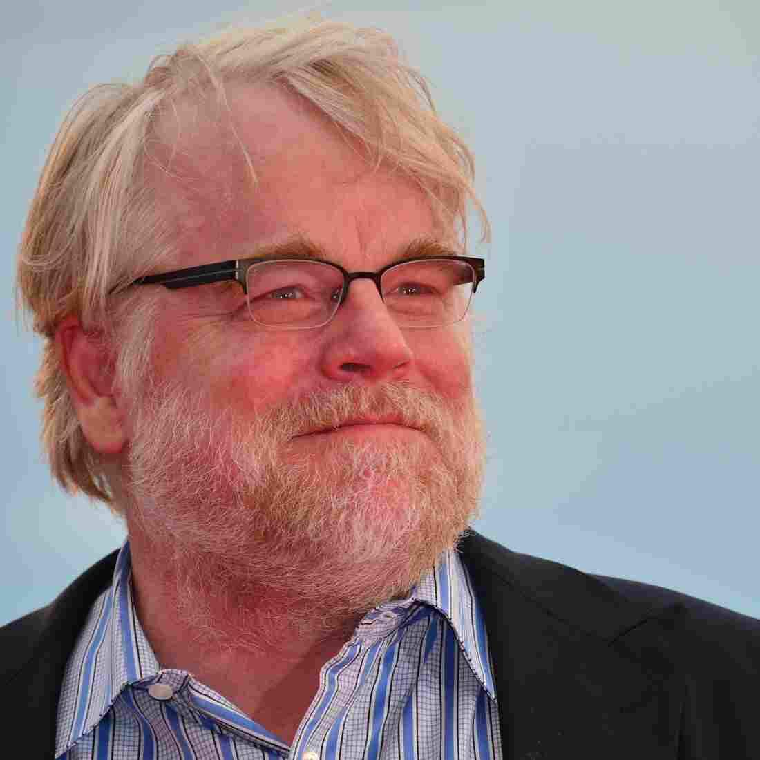 Philip Seymour Hoffman at a screening of The Master, for which he was nominated for an Academy Award, during the 2012 Venice Film Festival.