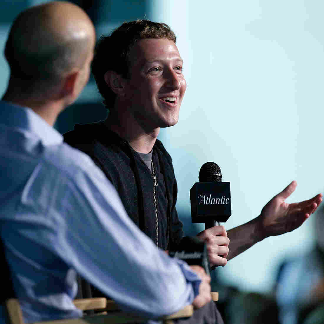 "Facebook co-founder and CEO Mark Zuckerberg told James Bennet, editor in chief of The Atlantic, in September that he wasn't worried about whether Facebook is ""cool."" ""We're almost 10 years old, and we're definitely not a niche thing at this point,"" Zuckerberg said."