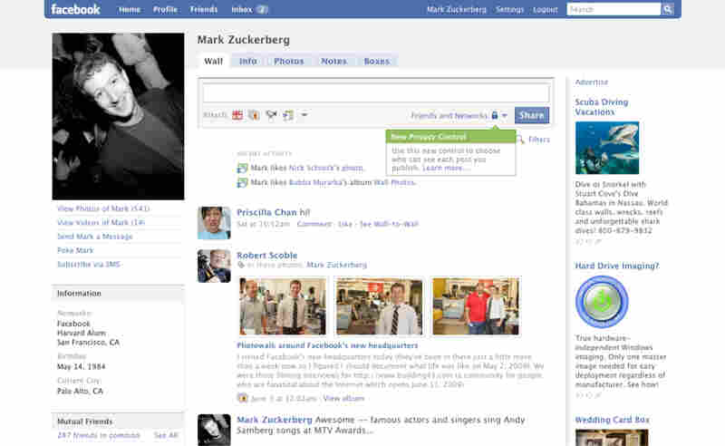 "2009: Facebook introduces the ""like"" button."