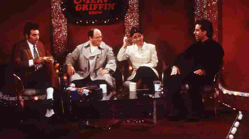 """Seinfeld- """"The Merv Griffin Show"""" 1 (Photo By Getty Images)"""