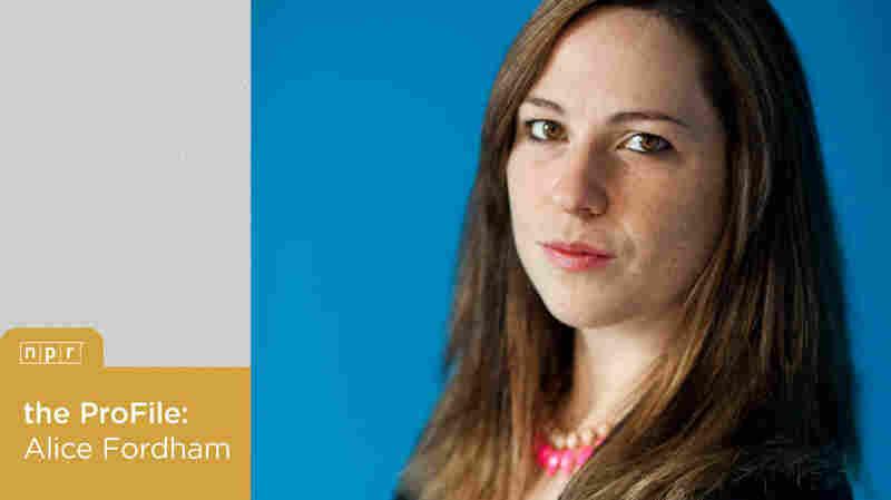 NPR International Correspondent, Alice Fordham.