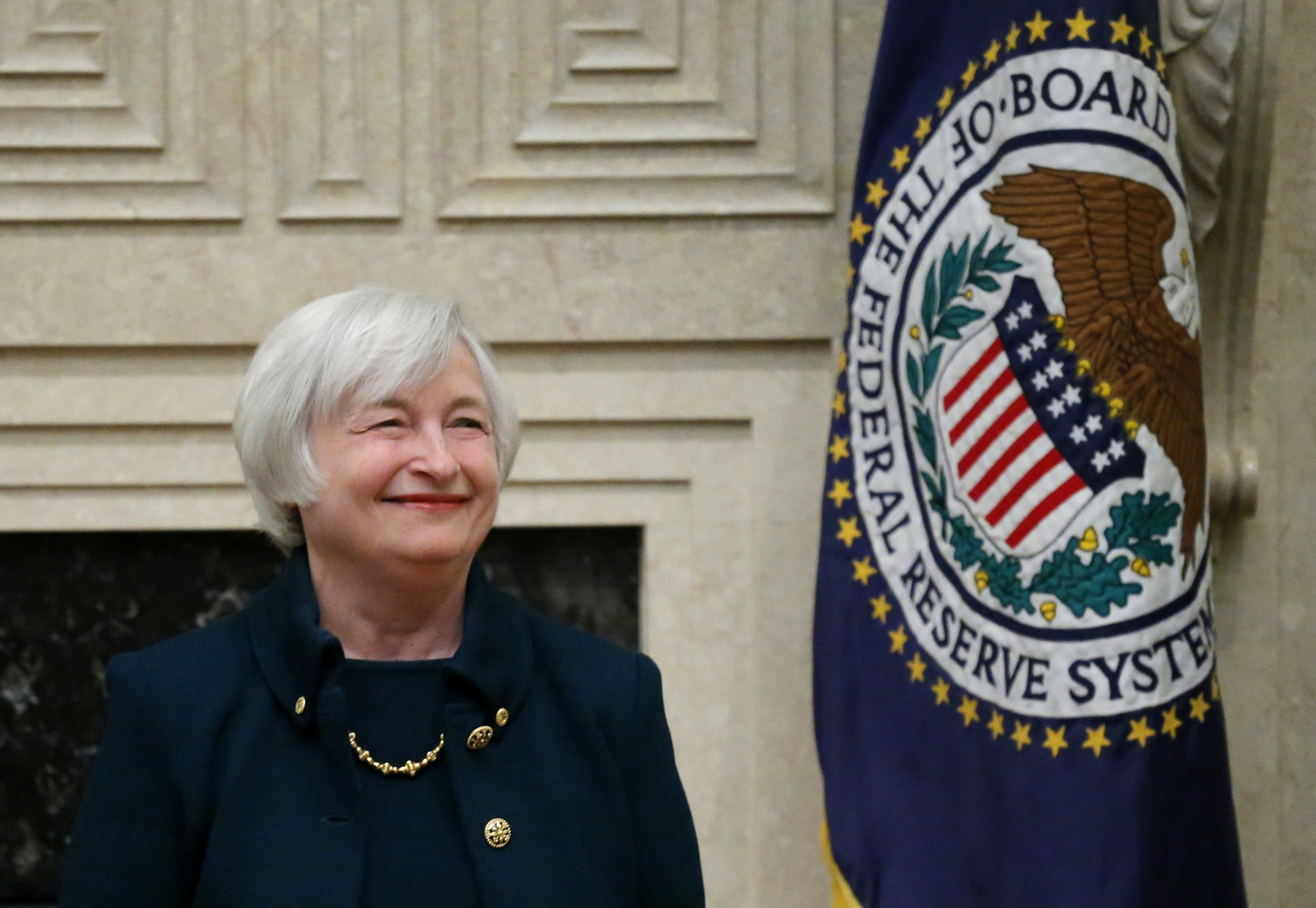 Yellen Becomes Fed Chair, And Bernanke Heads To Think Tank