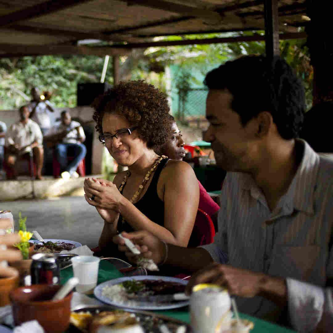 For Descendants Of Brazil's Slaves, A Quest For Land